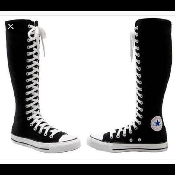 1de468522a63 Converse Shoes - Converse Chuck Taylor Knee High Sneakers